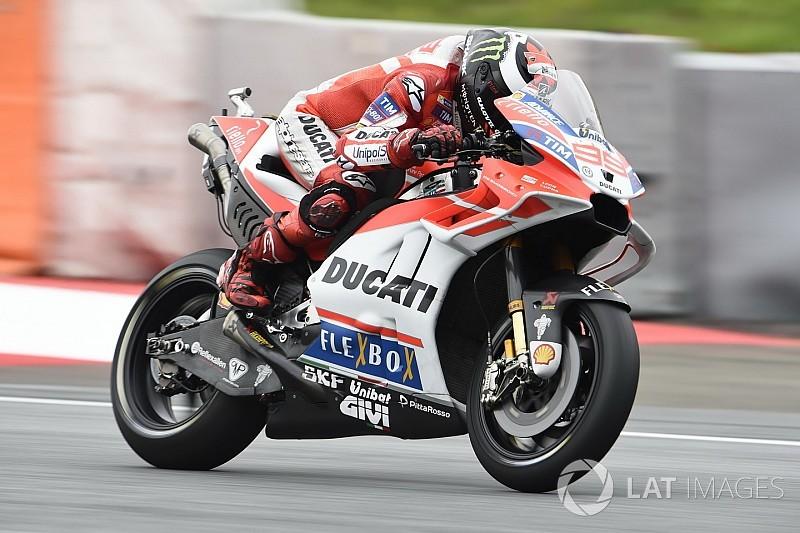 Lorenzo, Rossi'nin iddiasını reddetti