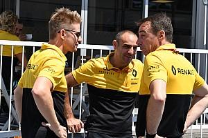 F1 Noticias de última hora Renault está dispuesto a posponer la llegada de Budkowski