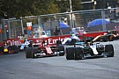 Formula 1 Vettel penalised after swerving into Hamilton under safety car
