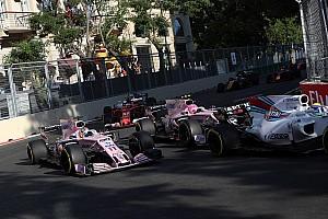 Force India: Insiden Baku karena Ocon kurang pengalaman