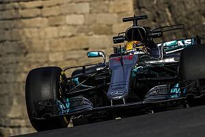 Formule 1 Résumé de qualifications Qualifs - Hamilton s'offre un record à Bakou