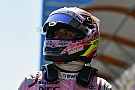Accrochage avec Ocon : Pérez demande à Force India d'agir