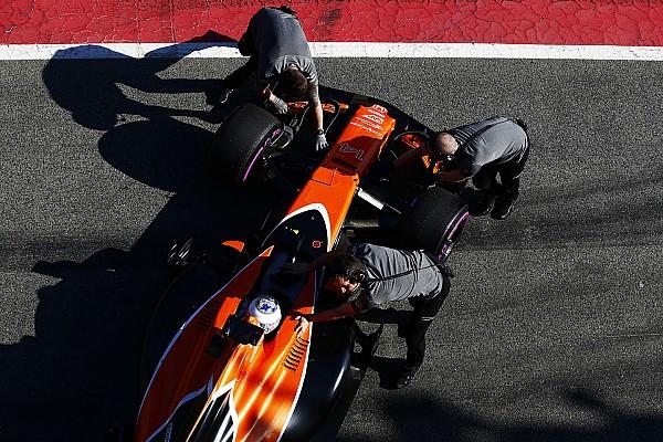 Formule 1 Actualités McLaren : Honda doit