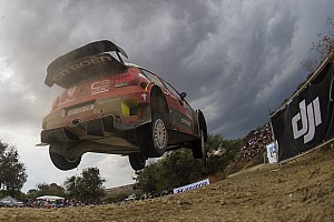 WRC News Kris Meeke: Mexiko-Sieg nach Abflug in der WRC-Powerstage