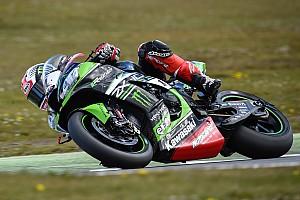 World Superbike Practice report WorldSBK Belanda: Rea pimpin FP2, Davies bawa Ducati kedua
