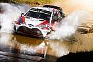 【WRC】PIAA、次戦イタリアより撥水ワイパーをトヨタに供給