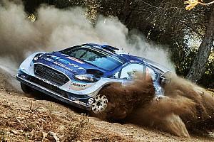 WRC Rapport d'étape ES13 à 15- Paddon à la faute, Tänak prend la tête