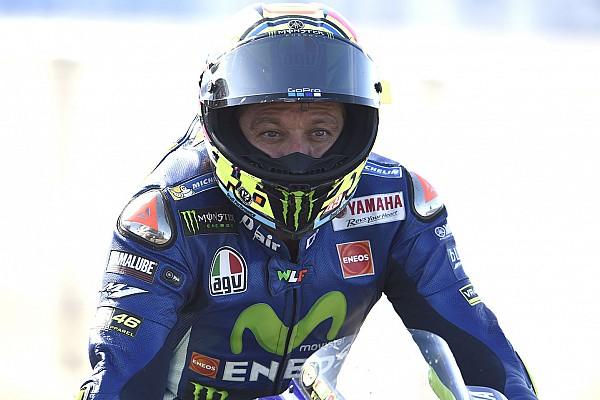 MotoGP Valentino Rossi no se ve en la pelea por el campeonato