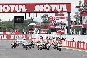 MotoGP News Argentinien 2018: Neuer Asphalt und zusätzliche Reifen