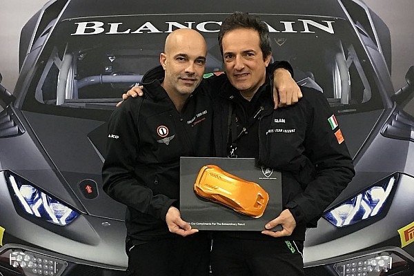 BES Intervista Ad Orange1 Racing piacciono Blancpain Endurance e Sprint