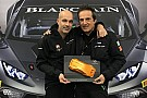 BES Ad Orange1 Racing piacciono Blancpain Endurance e Sprint