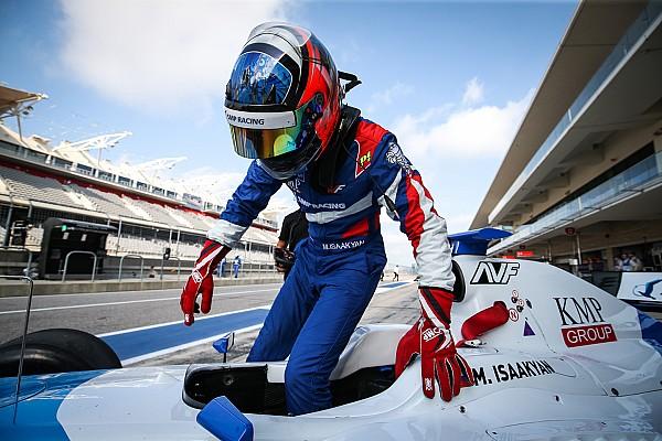 Isaakyan logra la pole de la Fórmula V8 3.5 en Bahrein
