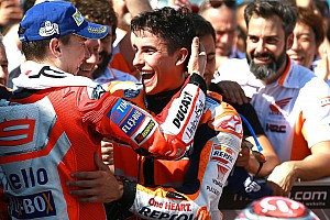 """MotoGP Noticias de última hora Lorenzo: """"Lo que me interesa es ganar, y aquí hemos estado cerca"""""""
