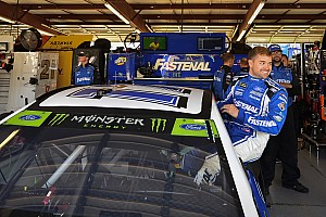 NASCAR Cup Interview Stenhouse in precarious playoff position after disastrous Chicagoland