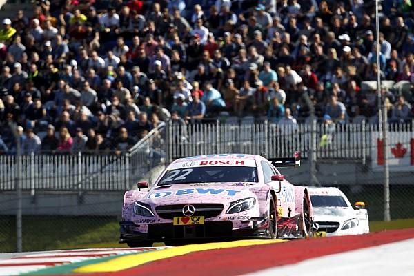 DTM Ultime notizie La Mercedes conferma quattro piloti per la sua ultima stagione nel DTM