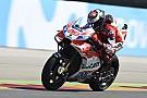 """MotoGP Lorenzo: """"Lo que me interesa es ganar, y aquí hemos estado cerca"""""""