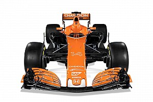 McLaren-Honda'nın 2017 F1 aracı MCL32 tanıtıldı!