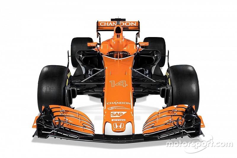 McLaren resmi luncurkan mobil F1 2017
