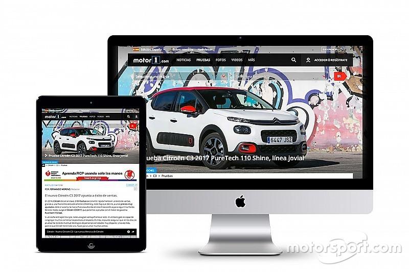 Motor1.com lanza su edición en Español