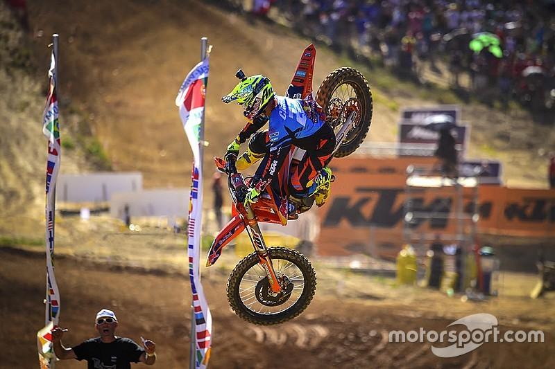 Cairoli y Seewer vuelven a dominar en el GP de Portugal de MXGP