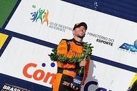 Márcio Campos lidera dobradinha da Motortech em Curvelo