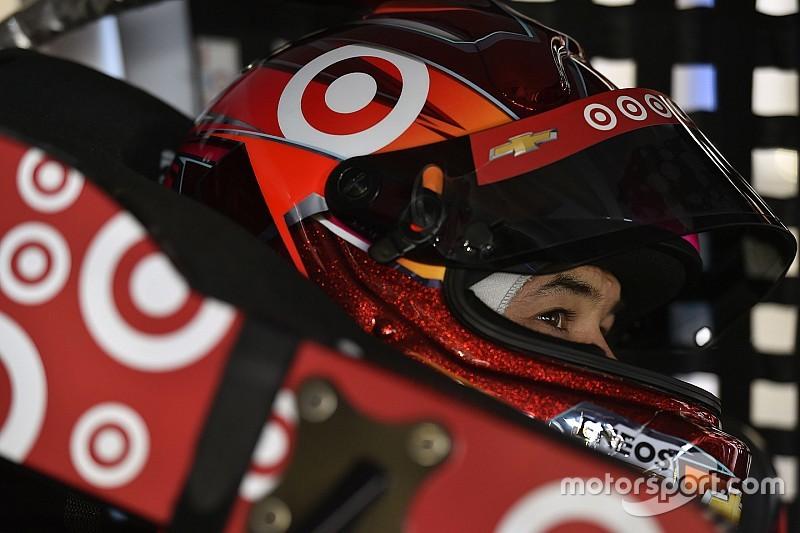 Chuva cancela classificação da NASCAR; Larson é pole