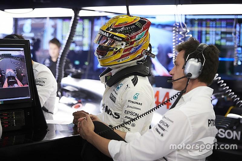 Egyelőre megállíthatatlan Hamilton fejlődése a Mercedesnél