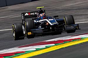 FIA F2 レースレポート 【F2オーストリア】レース2:マルケロフが今季2勝目。松下は14位