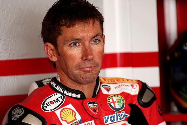 Other bike Breaking news Superbike legend Bayliss to make racing comeback aged 48