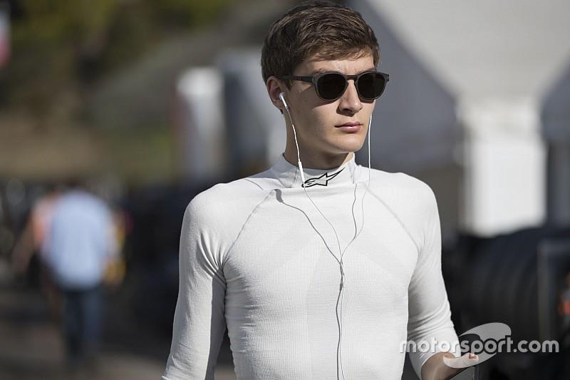 Russell probará para Mercedes F1 en los tests de Hungría