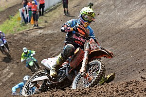 Mondiale Cross MxGP Gara Ancora un sigillo per Antonio Cairoli in Repubblica Ceca