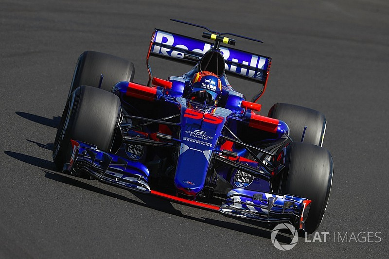 """Toro Rosso: """"Nem tudjuk, hogy eladóak vagyunk, vagy sem…"""""""