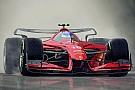 Designstudie: Die Formel 1 im Jahr 2025