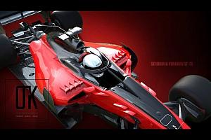 Halo kicsit másképp: a 2018-as Ferrari
