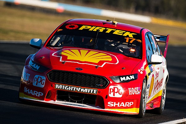 Ipswich Supercars: McLaughlin wins as Whincup loses ground