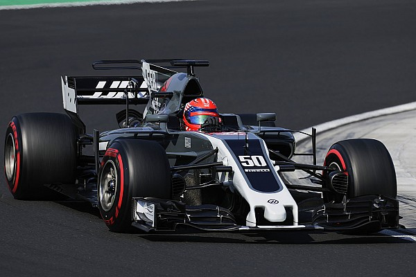 Ferrucci, Maini in talks with Haas over 2018 F1 role