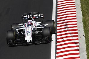 Forma-1 Motorsport.com hírek A Williams mindent titkol Kubica és Di Resta tesztjéről