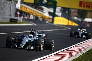 Formule 1 Actualités Mercedes :