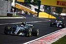 F1: Hamilton und Bottas erklären Mercedes-Teamorder in Ungarn
