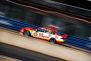 Supercars Qualifying report Darwin Supercars: McLaughlin blitzes Shootout for pole