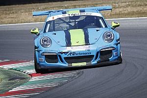 Schweizer markenpokale Rennbericht Porsche GT3 Cup: Doppelschlag von Jean-Paul von Burg