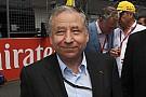 Formel 1 Reine Formsache: Jean Todt bleibt bis 2021 FIA-Präsident
