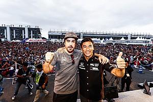 """IndyCar Nieuws Sato: """"Denk niet dat Alonso de Indy 500 had kunnen winnen"""""""