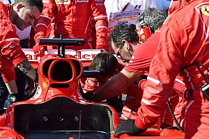 Erklärt: Das steckte hinter Sebastian Vettels Zündkerzen-Defekt in Suzuka