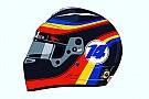 Fernando Alonso correrà con il casco della Indy 500 ad Austin