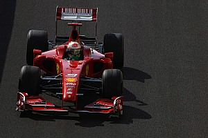 Formula 1 Interview The F1 race winner whose flop with Ferrari led to a new beginning