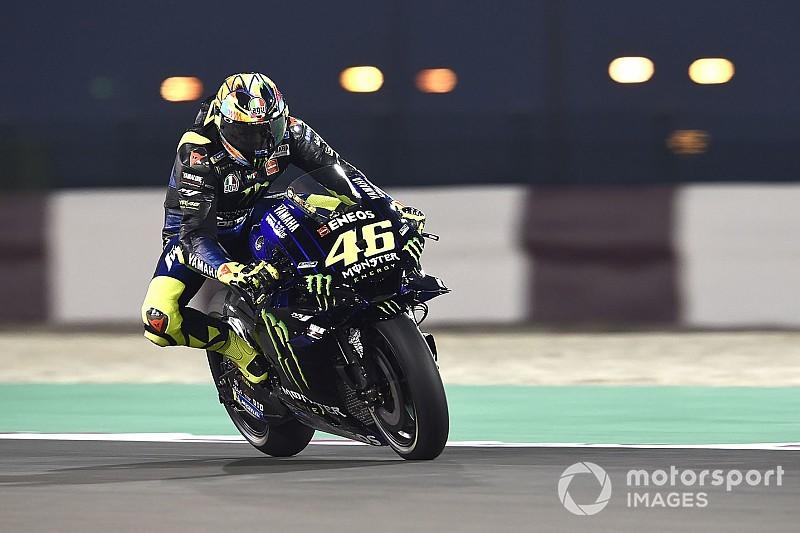 Россі: Yamaha почала рухатись у слушному напрямку