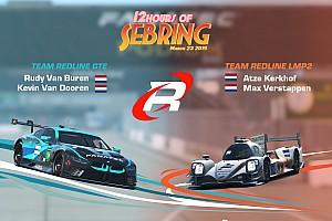 Live: 12 Hours of Sebring met Verstappen en Kerkhof