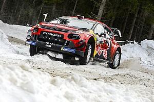 ES17 - Lappi et Neuville en bagarre pour la deuxième place