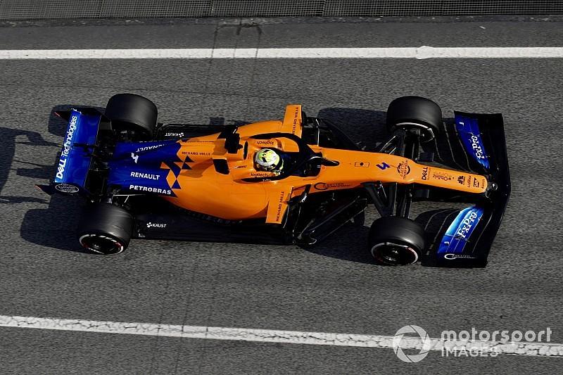 Норріс: Геть інший болід McLaren все ще має недоліки